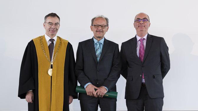 Verleihung Ehrendoktorat - Dies academicus 2017