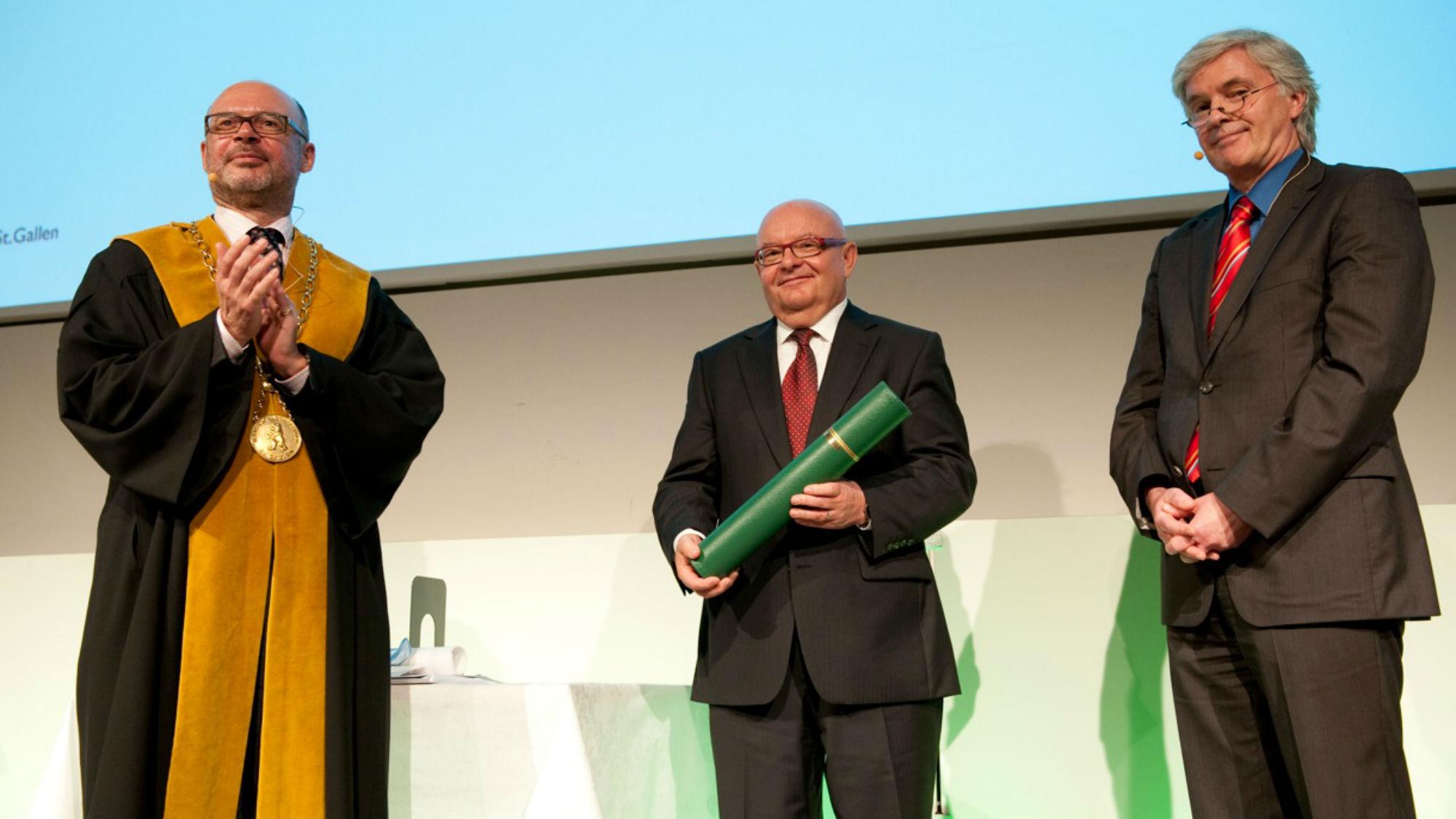 Dies Academicus 2010 Hermann Diller