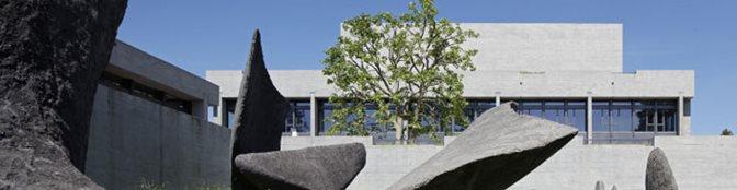Main building of the University of St.Gallen